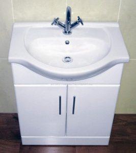 установка мойки в ванную